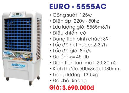 Euro 5555ac