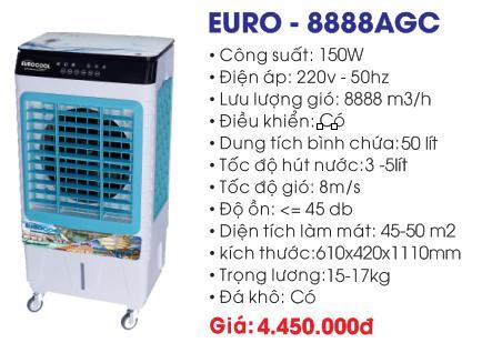 Euro 8888agc