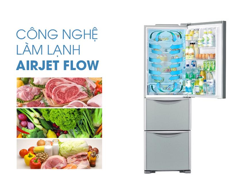Công nghệ tủ lạnh EUROCOOL - Công nghệ Châu Âu